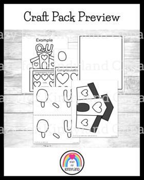 Q and U Wedding Craft