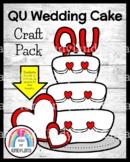 Q and U Wedding Craft: Cake