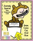 Scaredy Squirrel Book Companion Craft (Autumn, Fall)