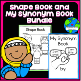 Shape Book and Synonym Book