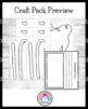 Snowman Paul and the Winter Olympics Book Companion Craft