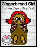 The Gingerbread Girl Book Companion Craft (Christmas)