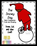 The Snowy Day Craft and Drawing (Winter)