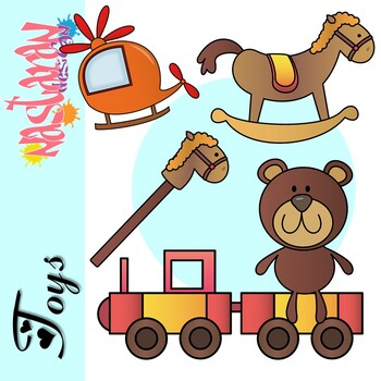 Free Toys Clipart