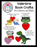 Valentine's Day Book Companion Craft Bundle: All of Your Favorite Titles!