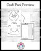 Winter Olympics Craft Pack (Tacky, Snowman Paul, Olympig!, Ten on the Sled)