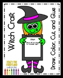 Witch Craft and Drawing (Fall, Autumn, Halloween)