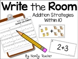 Write the Room: Addition Strategies