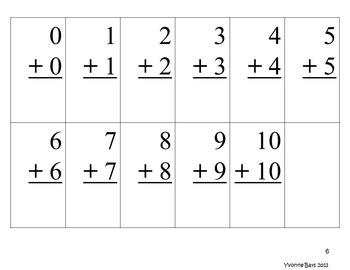 Basic Facts: Flash Math