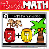 Flash Math {Digital Resources for Distance Learning}