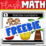 Flash Math {FREEBIE}