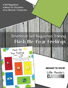 Flash Me Your Feelings - Self Regulation of Emotions