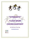 Flash Mob ( Flashmob ) Choreography - Dynamite by Taio Cruz
