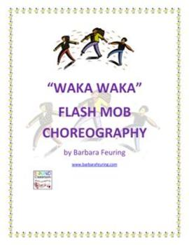 Flash Mob ( Flashmob ) Choreography - Waka Waka by Shakira