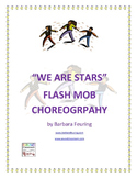 Flash Mob ( Flashmob ) Choreography - We Are Stars by Virg