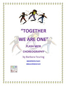 Flash Mob ( Flashmob ) Choreography - Together We Are One by Serena Ryder.