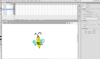 Flash - Part 5 of 6 :: Animate an object