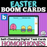 Easter Boom Cards™ Homophones Practice