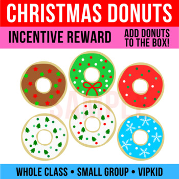 Christmas Donuts! | VIPKid Reward | Whole Class Incentive | Centers