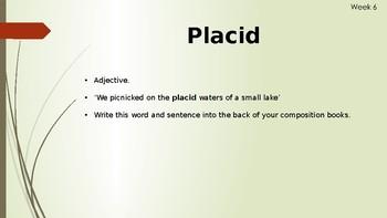 Flash Words 3 - Spelling Quiz