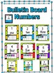 Beginning Numbers-Tracing-10 frames- bulletin board anchors