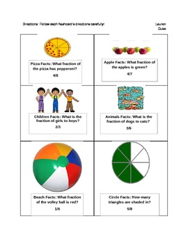 Flash cards 3rd grade