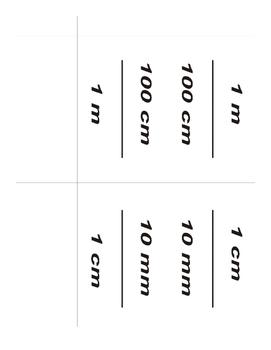 Factor-Label Method - Flash Card Set1