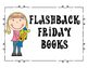 Flashback Friday Book Display