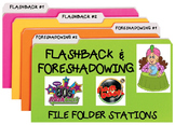 Flashback and Foreshadowing Classroom Stations