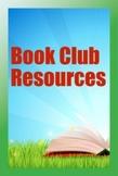Flashback and Foreshadowing Literature Circle Sheets