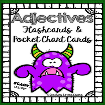 Flashcard Center - Adjectives