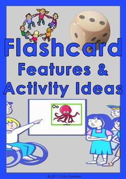 Flashcard Features and Activity Ideas