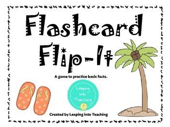 Flashcard Flip-It