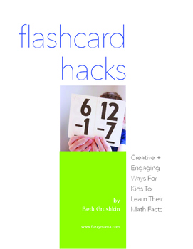 Flashcard Hacks: Creative and Engaging Way for Kids to Lea