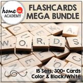 Preschool Flashcards MEGA Pack - 15 Essential Sets for Ear