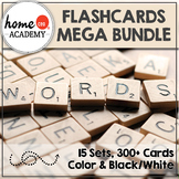 Preschool Flashcards MEGA Pack - 15 Essential Sets for Early Learning