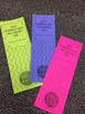Flashcard Pockets for Smart Studying {Freebie!}