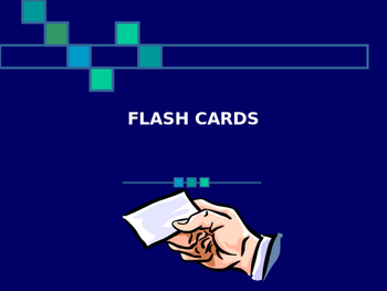 Make Your Own Flashcards With This Easy to Use Template!