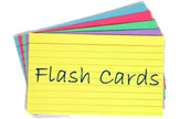 Flashcard Templates and Directions