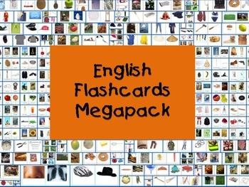 Flashcard megapack