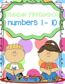 Flashcards: #'s 1 - 10