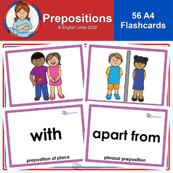 Flashcards – A4 Prepositions