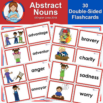 Flashcards - Abstract Nouns
