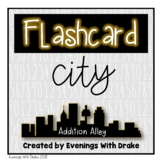 Commutative Property Flashcards (Addition Facts for Sums 0 to 20)