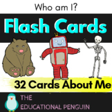 Flash Cards: All About Me