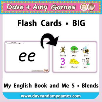 Blends Flashcards (big)