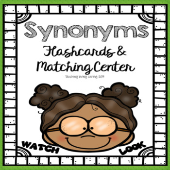Flashcards Center - Synonyms