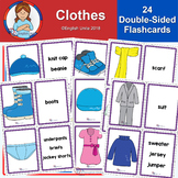 Flashcards - Clothes