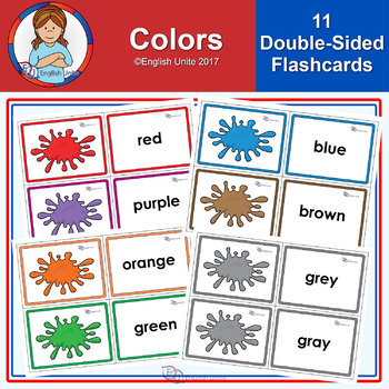 Flashcards - Colors
