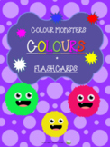 Flashcards - Colour Monsters